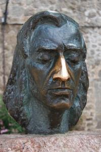 Fryderyk Chopin-rzezba-Warsztaty dla dzieci o znanych Polakach