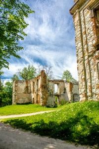 Ruiny zamku w Bychawie-Warsztaty regionalne dla dzieci w Lublinie-Kolory Lubelszczyzny-Fundacja KReAdukacja